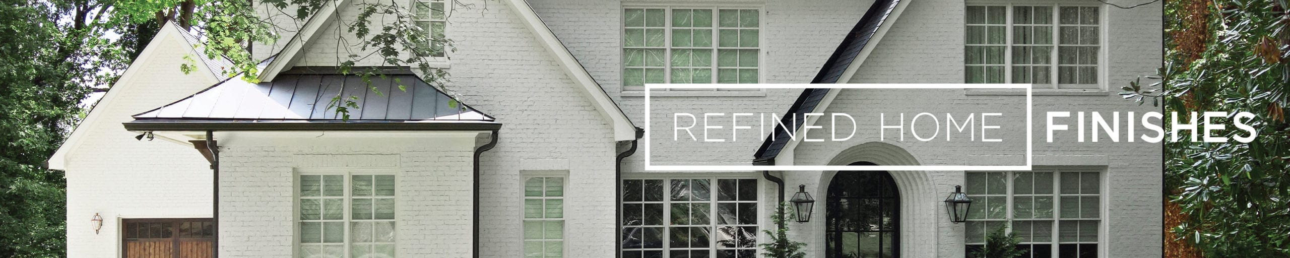 Refined Home Finishes Ad